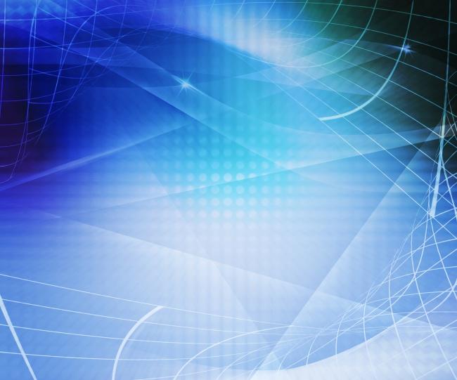 高科技线条背景图片