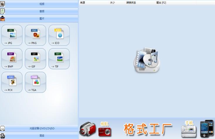 格式工厂Format Factory 5.4.5