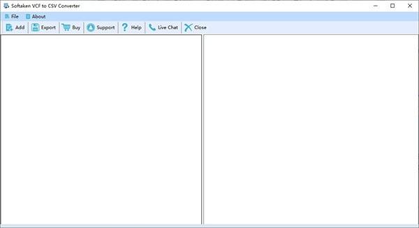 Softaken VCF to CSV Converter(文件格式转换工具)