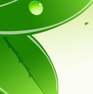 绿色节能PPT模板