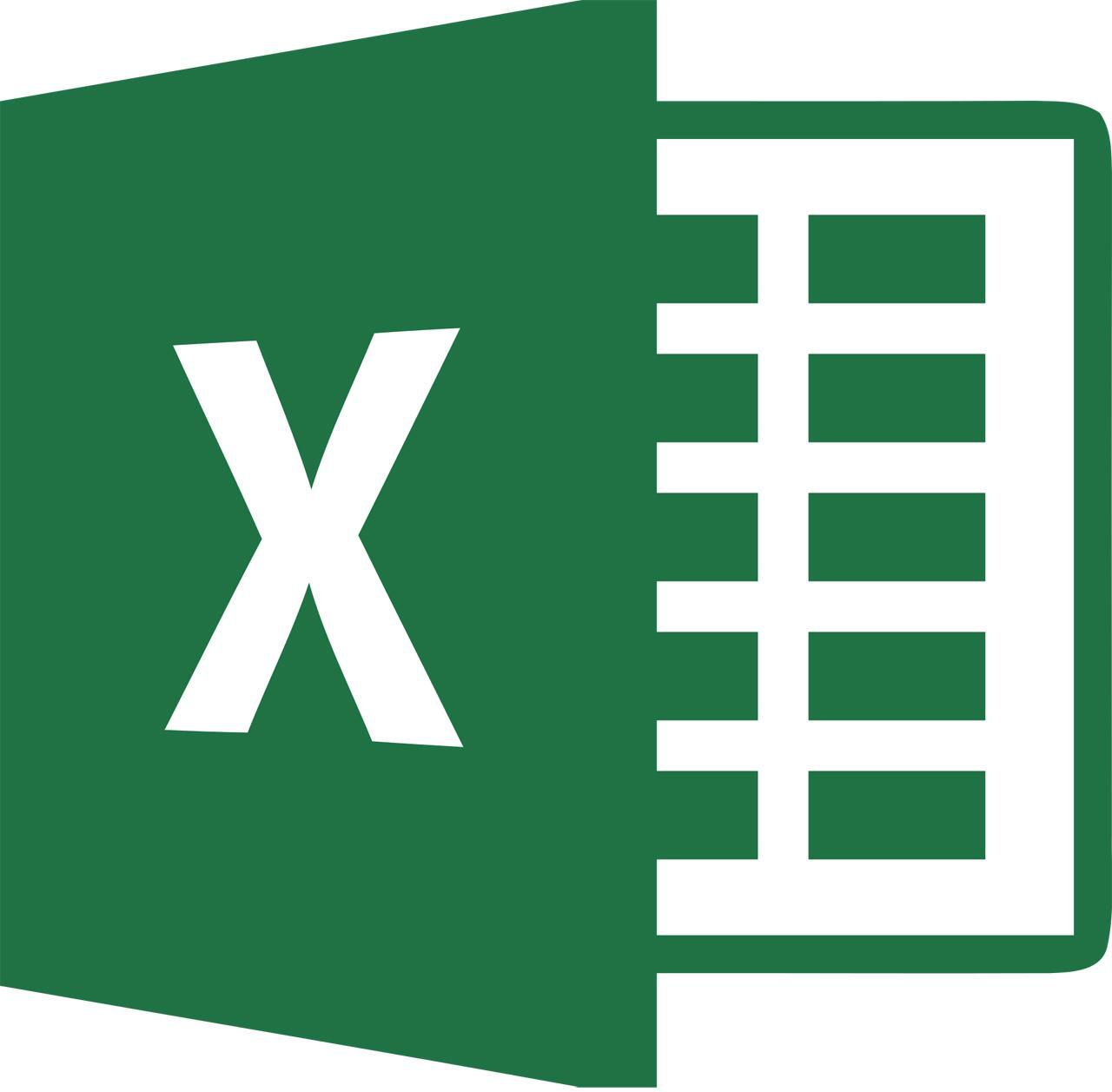 Microsoft Office Excel 2020