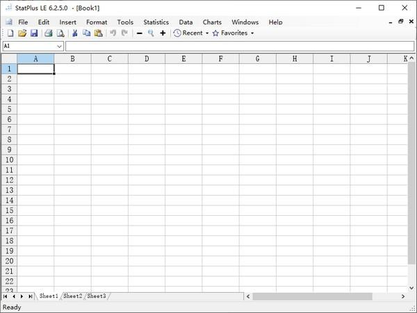 StatPlus LE(数据统计分析软件)