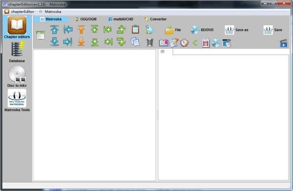 chapterEditor(视频文件章节编辑软件)