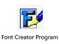 FontCreator字体设计 11.5