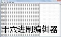 十六进制编辑器